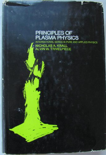 9780070353466: Principles of Plasma Physics (Pure & Applied Physics)