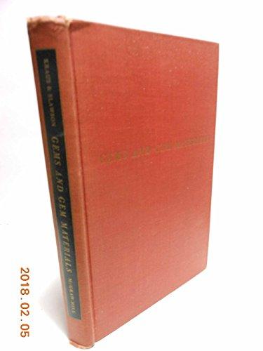 Gems and Gem Materials: Chester B. Slawson;