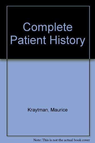 9780070354210: Complete Patient History
