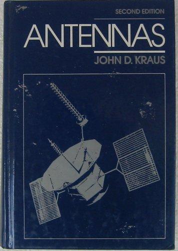 9780070354227: Antennas (Electrical & Electronic Engineering)