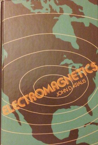 9780070354234: Electromagnetics