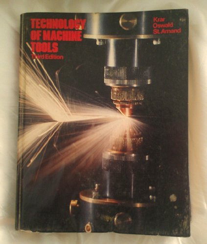 9780070354258: Technology of Machine Tools