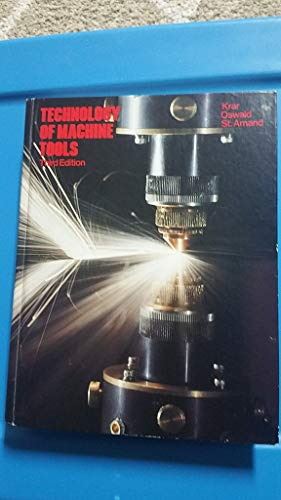 9780070354258: Technology of Machine Tools 3ED