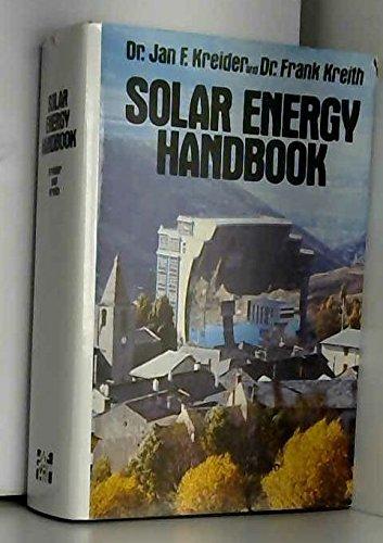 9780070354746: Solar Energy Handbook (McGraw-Hill Series in Modern Structures)