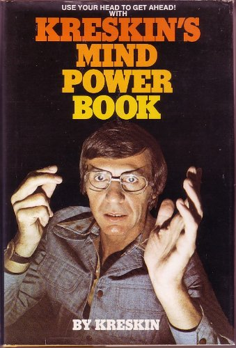 9780070354807: Use your head to get ahead! With Kreskin's mind power book
