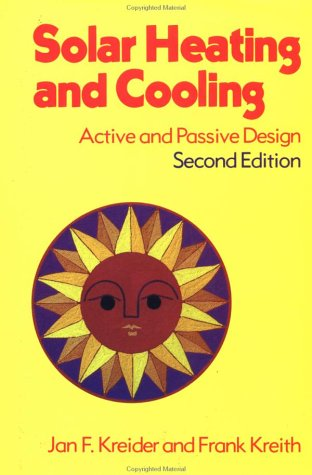 9780070354869: Solar Heating and Cooling: Active and Passive Design