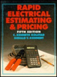 9780070355231: Rapid Electrical Estimating and Pricing: A Handy, Quick Method of Directly Determining the Selling Prices of Electrical Construction Work