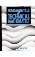 9780070355293: Fundamentals of Technical Mathematics