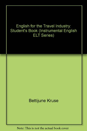 9780070355590: Instrumental English: English for the Travel Industry