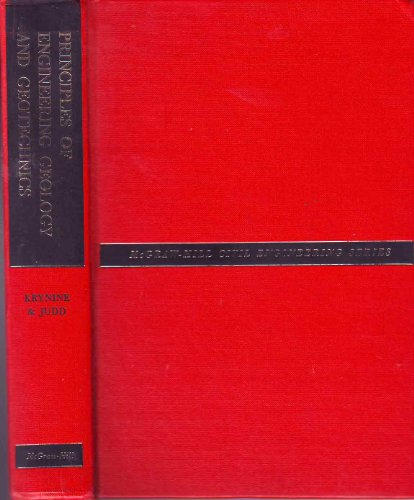 9780070355606: Principles of Engineering Geology and Geotechnics