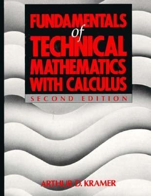 9780070355675: Fundamentals of Technical Mathematics With Calculus