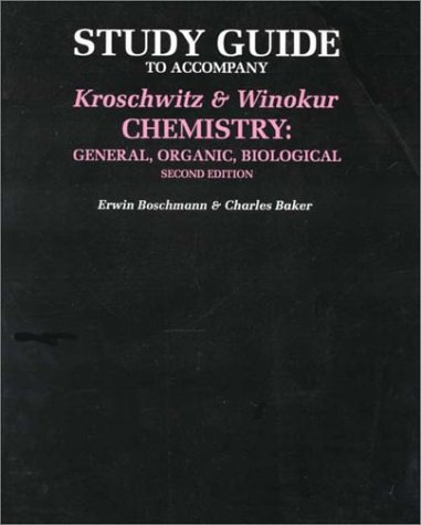 9780070355736: Chemistry: General, Organic, Biological