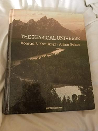 9780070355835: The Physical Universe