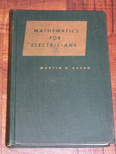 9780070355996: Mathematics for Electricians