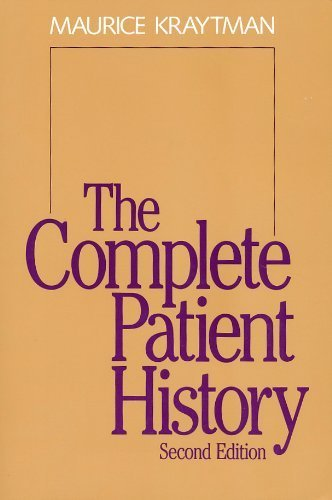 9780070356146: Complete Patient History