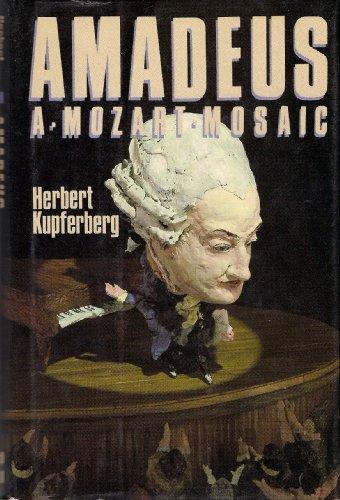 9780070356641: Amadeus: A Mozart Mosaic