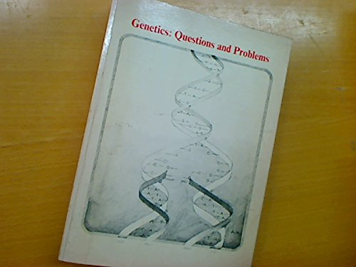 9780070356726: Genetics: Questions and Problems