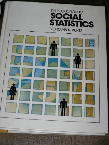 9780070356764: Introduction to Social Statistics