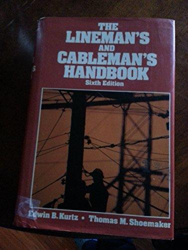 9780070356788: Lineman's and Cableman's Handbook
