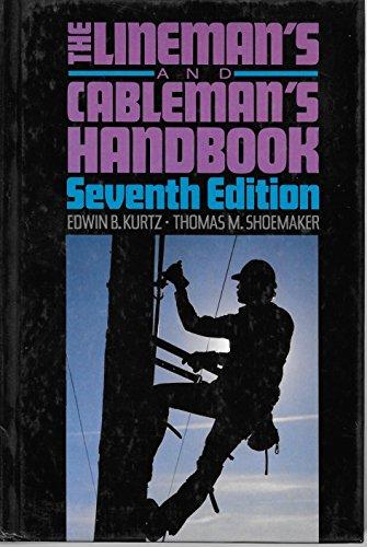 9780070356863: Lineman's and Cableman's Handbook