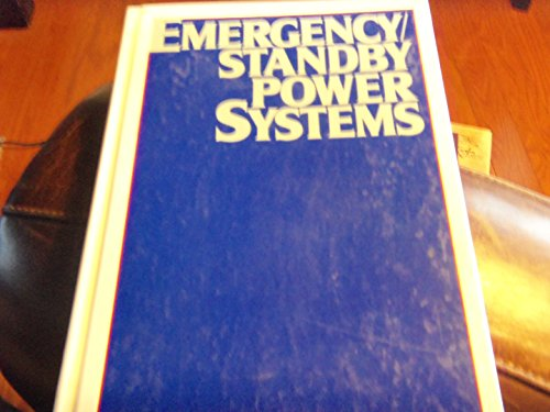 9780070356894: Emergency Standby Power Systems