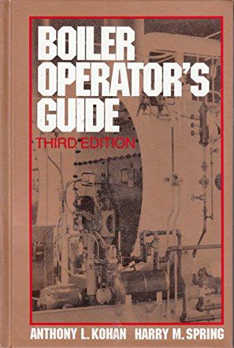 9780070356979: Boiler Operator's Guide