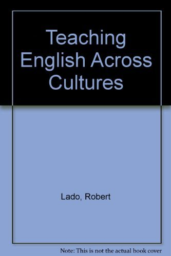 9780070357693: Teaching English Across Cultures: An Introduction for Teachers of English to Speakers of Other Languages