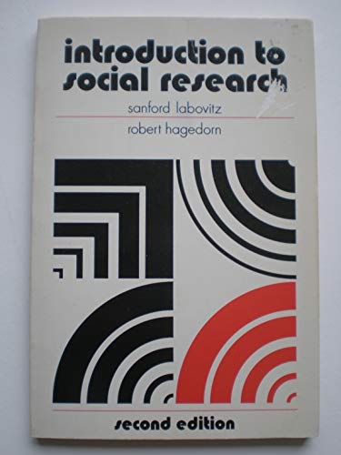 9780070357754: Introduction to social research