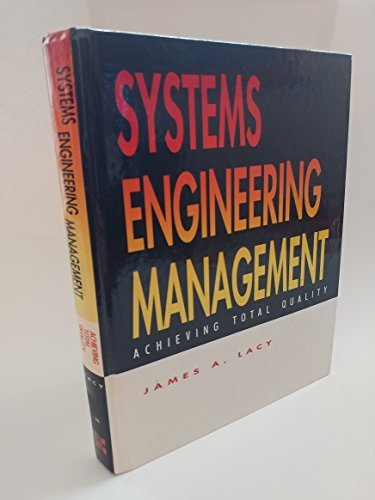 9780070357891: Systems Engineering Management: Achieving Total Quality