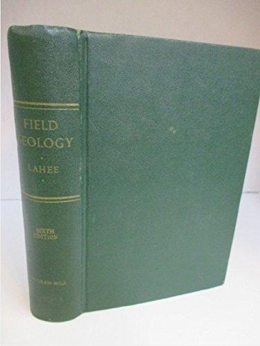 9780070358089: Field Geology