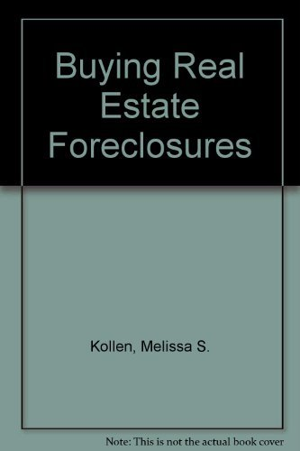 9780070358171: Buying Real Estate Foreclosures