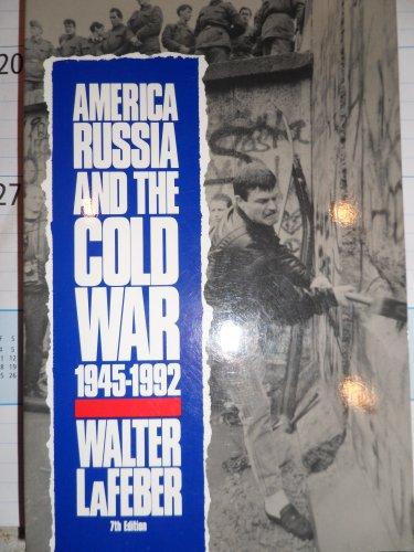 9780070358539: America, Russia, and the Cold War, 1945-1992 (America in Crisis)
