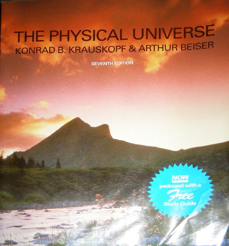 9780070358614: The physical universe (Schaum's outline series in science)