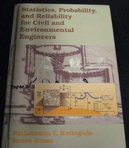 9780070359659: Statistics, Probability, and Reliability for Civil and Environmental Engineers