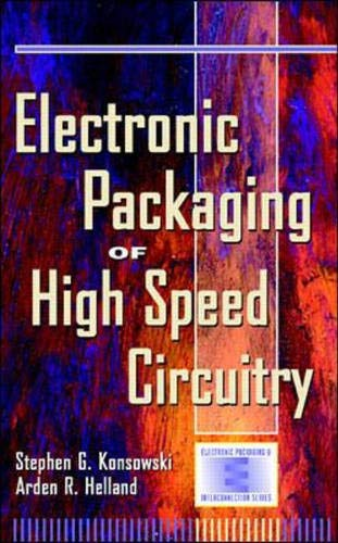 9780070359703: Electronic Packaging of High Speed Circuitry