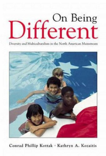 on being different diversity and multiculturalism in the north american