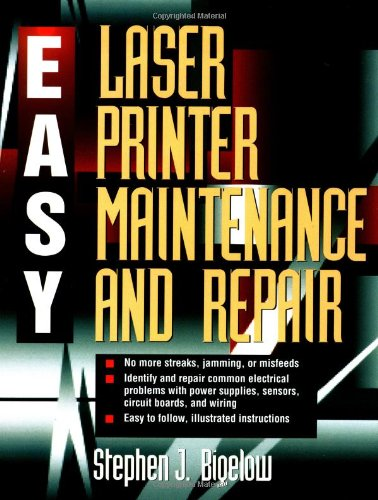 9780070359765: Easy Laser Printer Maintenance and Repair