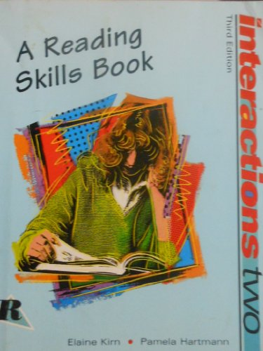 9780070359932: Interactions Two: A Reading Skills Book