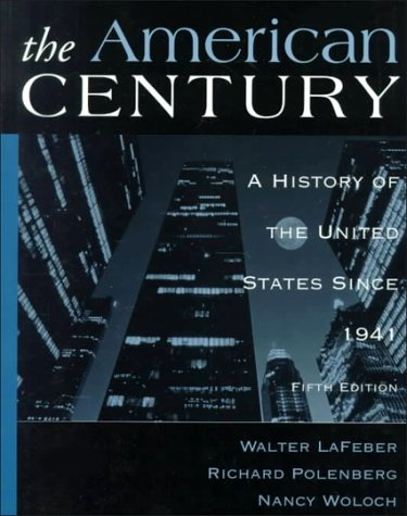 9780070360143: American Century: A History of the United States Since 1941