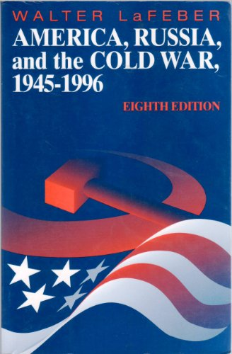 9780070360648: America, Russia and the Cold War (America in Crisis)