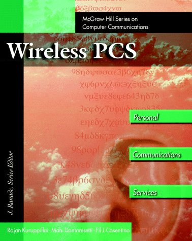 9780070360778: Wireless PCS : Personal Communications Services (McGraw-Hill Series on Computer Communications)