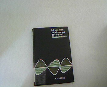 9780070361041: Introduction to Microwave Theory and Measurements (Technical Education)