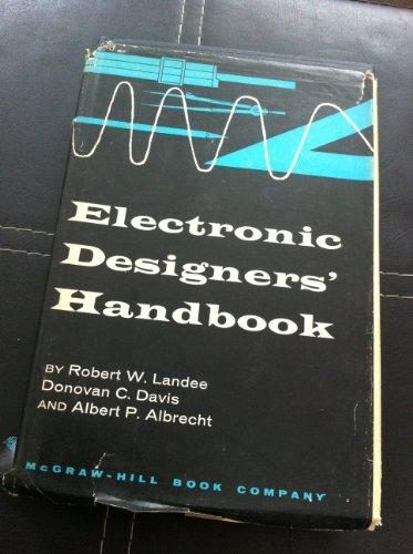 9780070361102: Electronic Designer's Handbook
