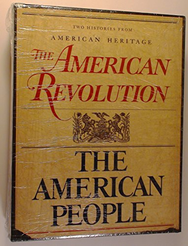 9780070361157: The American Heritage History of the American Revolution