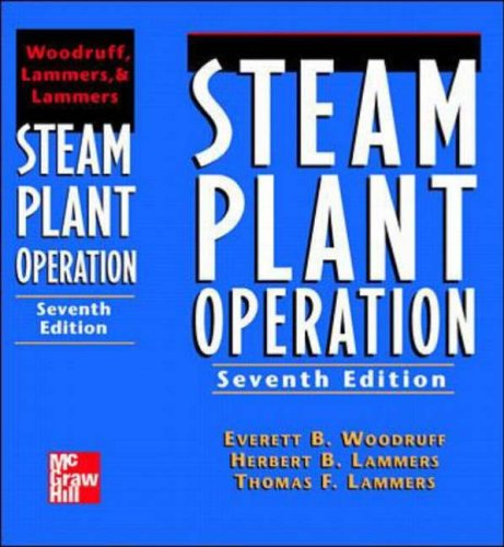 9780070361508: Steam-plant Operation