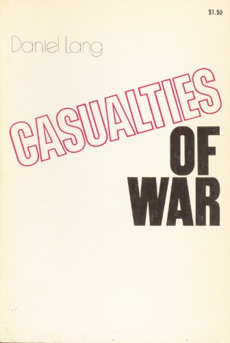 9780070362352: Casualties of War