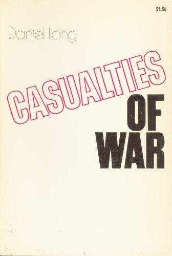 9780070362352: Casualties of War