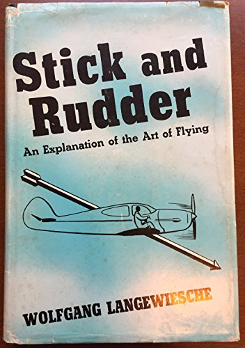 9780070362420: Stick & Rudder: 50th Anniversary Edition