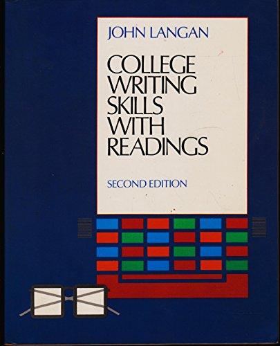 9780070363298: College Writing Skills with Readings, 2nd Edition