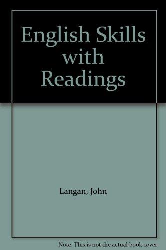 English Skills with Readings: Langan, John